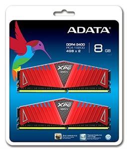 ADATA XPG Z1 DDR4 8GB 2400MHz CL16 Dual Channel Desktop RAM